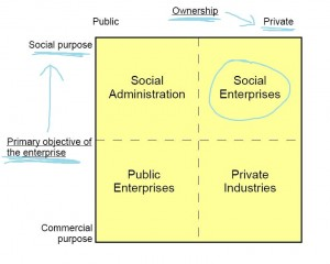 Fourth Sector/ Social Enterprise