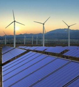 Renewable Energy (Solar and Wind)