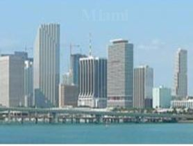 Miami, Florida - Gateway to Latin America - close to  our office, where we sometimes hold meetings for international transactions